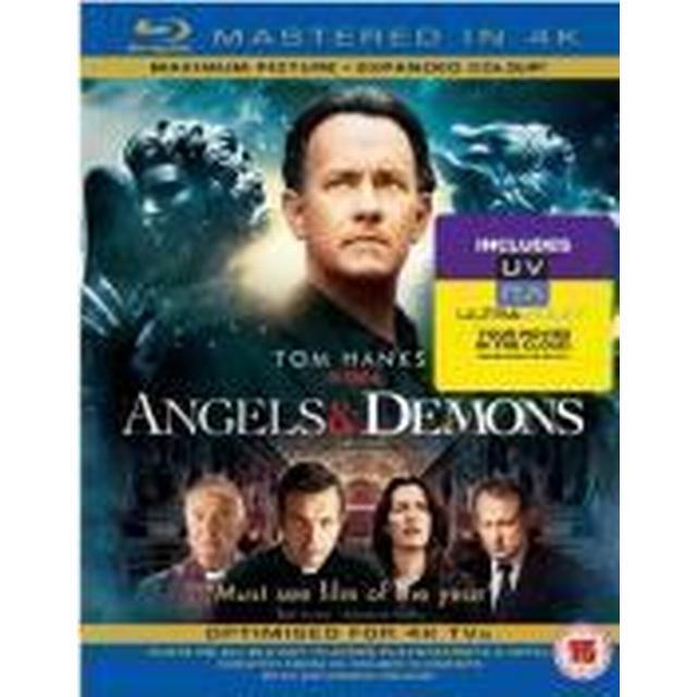 Angels And Demons (Blu-ray 4k + Uv Copy [2009] (Blu-Ray)